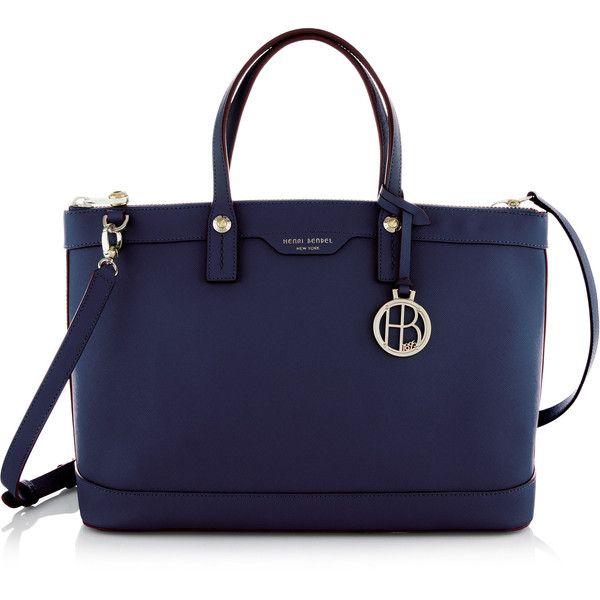 Henri Bendel West 57th Satchel found on Polyvore