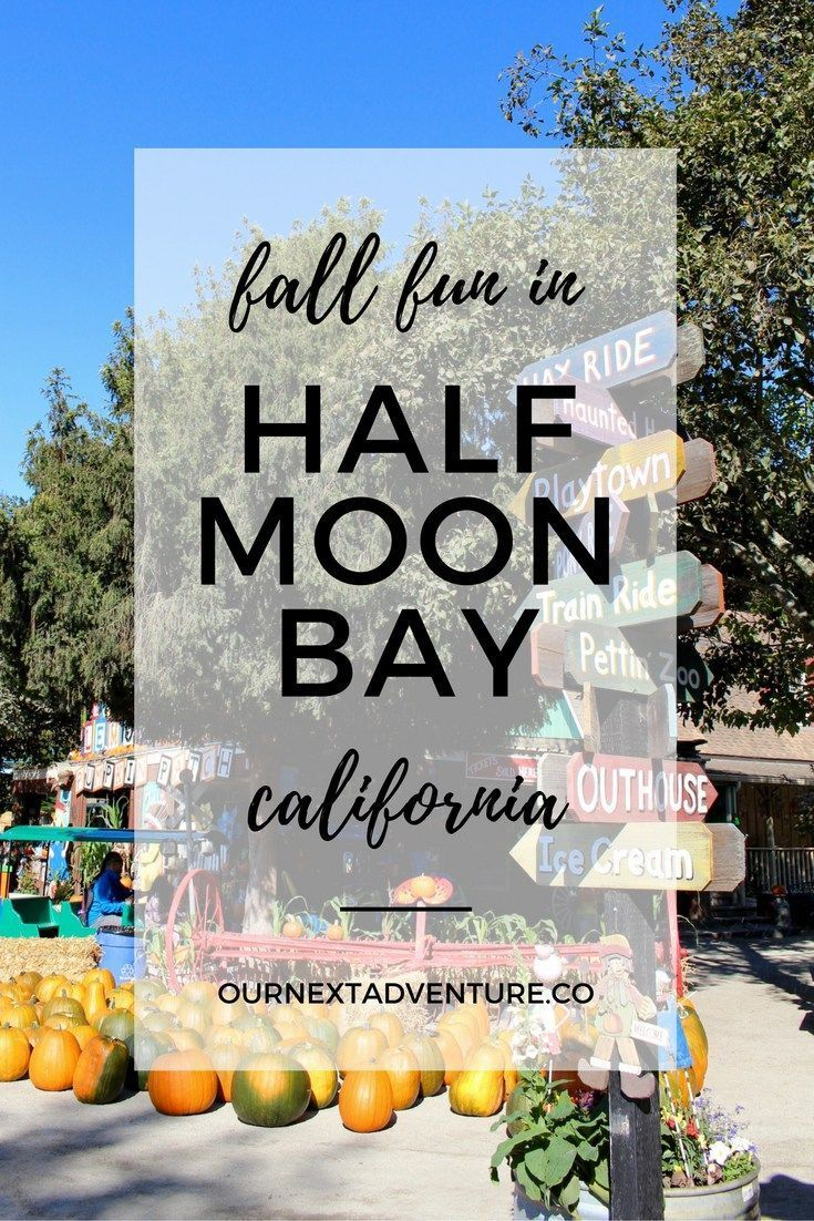 Fall Fun at Lemos Farm in Half Moon Bay, CA, a quick day trip from the San Francisco Bay Area // Pumpkin Patch   Family Travel   Things to Do with Kids in SF Bay Area