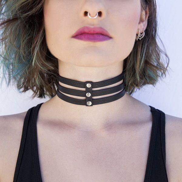 17 Best Ideas About Collar Choker On Pinterest