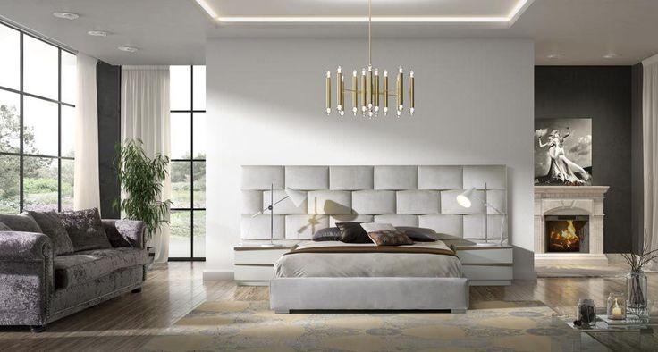 Mobiliário de quarto Bedroom furniture www.intense-mobiliario.com  NILREB