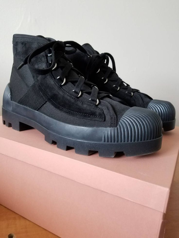 Buy Acne Studios FINAL DROP, Size: 9, Description: Acne Daniel Boots in a  size 42. They are size 42 and come with original everything.