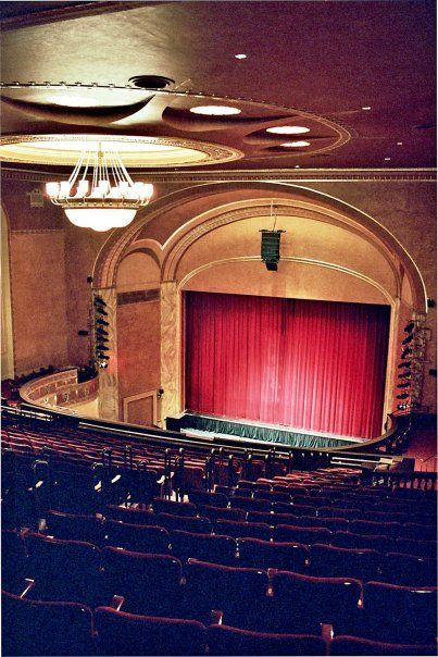 The State Theater New Brunswick, New Jersey