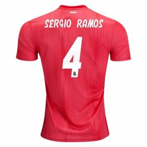 2018-19 Cheap Jersey Real Madrid Sergio Ramos 3rd Replica Soccer Shirt   CFC874  121ecfbc9