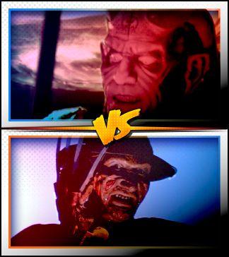 THE DJINN versus FREDDY KRUEGER ■ http://terror.ca/movies/franchise/rank?f=291&f2=257