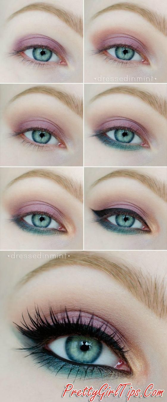 Best of Home and Garden: 26 Easy Eye Makeup Tutorials