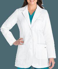 Batas de laboratorio para mujer, batas médicas y uniformes médicos en Uniform Advantage