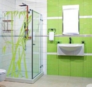 Adesivi per pareti indicati per il bagno sono quelli con temi che richiamano la natura