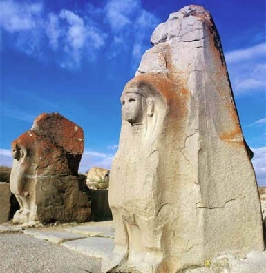Hattusas the Hittite Capital, Turkey