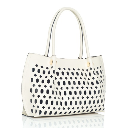 This is the best ever!Pretty Pattern, Handbags Addict, Summer Outfit, Nice Pur, White Purses, Bags Lady, Fashion Fun, Mint Julep, Purses Handbags