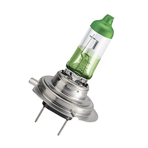 PHILIPS H7 ColorVision Green Car Headlight Bulbs Set of 2 12972CVPGS2. For product info go to:  https://www.caraccessoriesonlinemarket.com/philips-h7-colorvision-green-car-headlight-bulbs-set-of-2-12972cvpgs2/