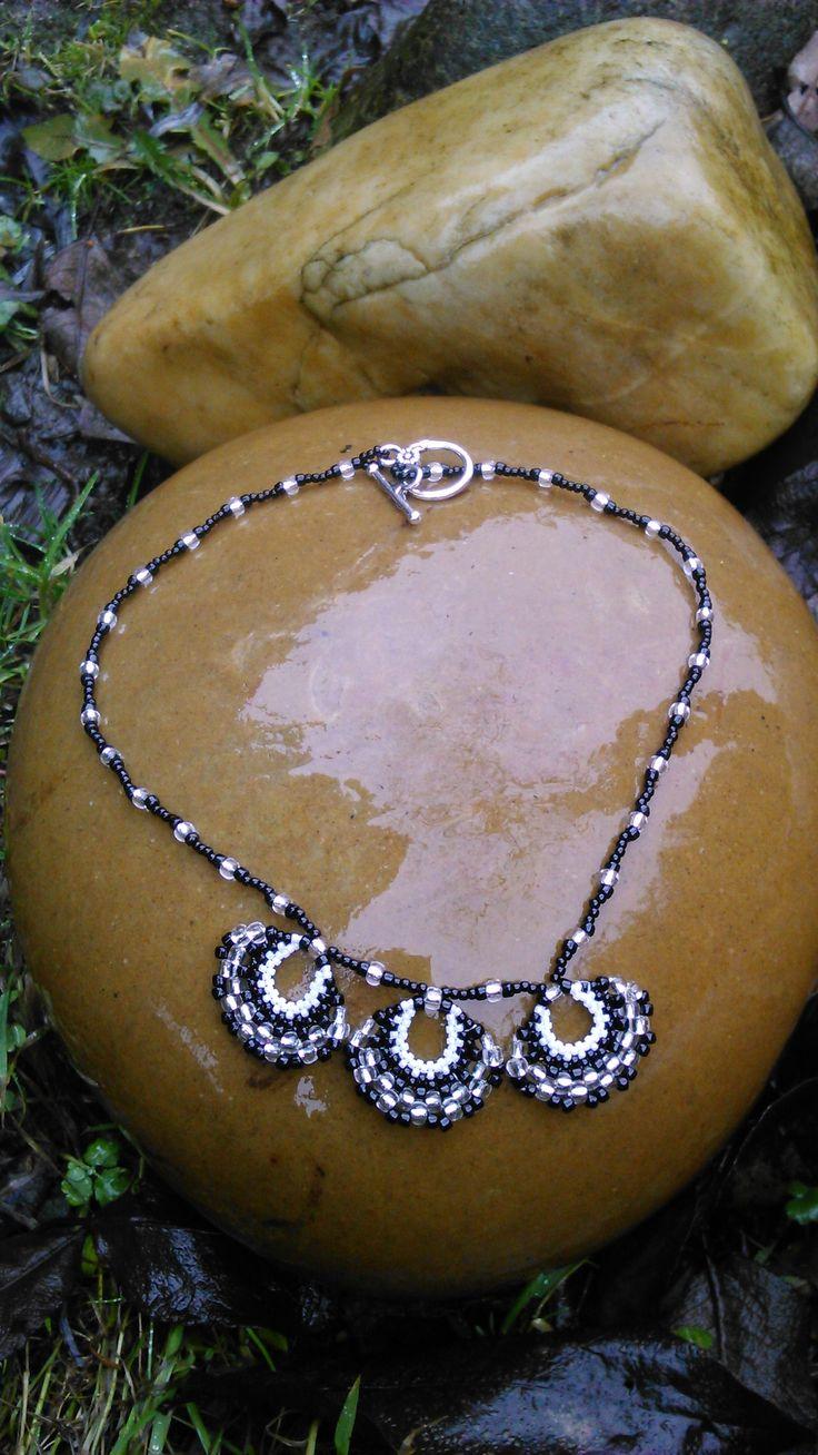 náhrdelník 7 k náušnicím