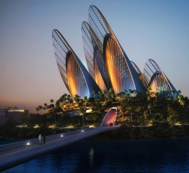 Zayed National Museum in Abu Dhabi
