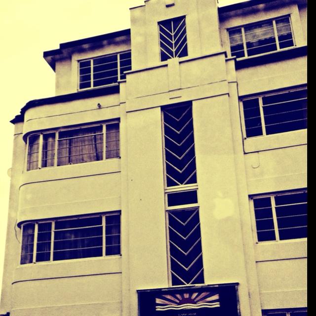 Art Deco in Southend-on-Sea