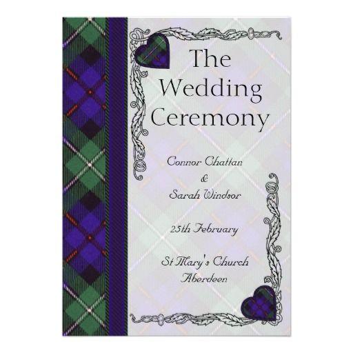 Wedding Invites Scotland: 275 Best Scottish Wedding Invitations Images On Pinterest