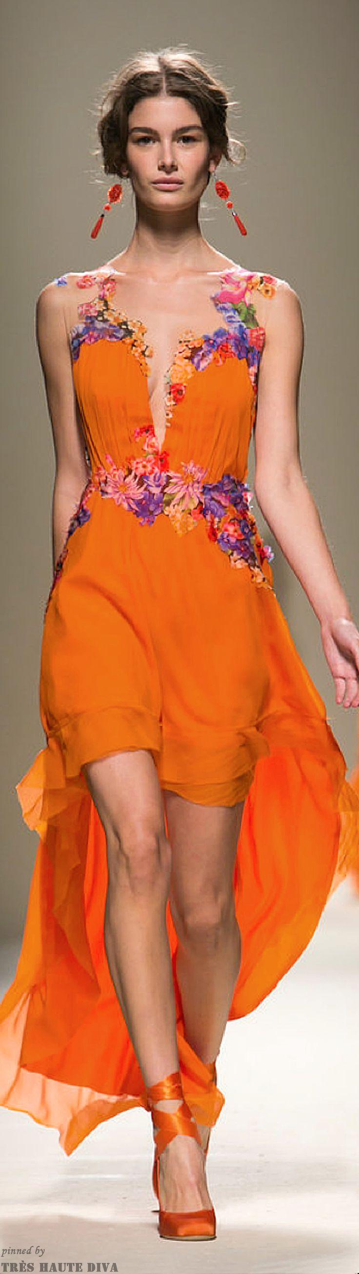 #Milan FW Alberta Ferretti Spring/Summer 2014 RTW -- Go here for your Dream Wedding Dress and Fashion Gown! https://www.etsy.com/shop/Whitesrose?ref=si_shop