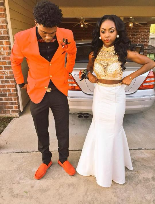 54 best Dope Prom Couples images on Pinterest | Prom couples, Prom ...