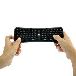 Wireless Mini QWERTY Keyboard / Motion Mouse for Android TV Boxes, PC, Mac