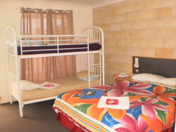 A Country View Motel - Affordable Hotel and Motel Accommodation in Rockhampton.