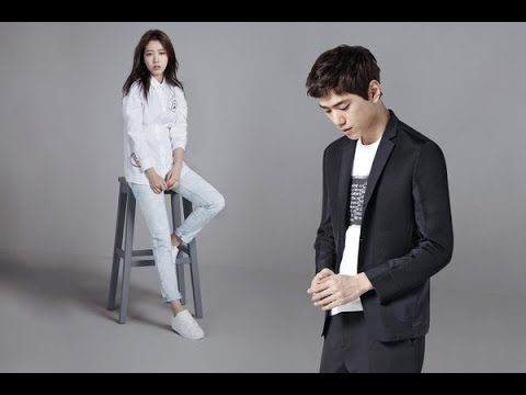 Park Shin Hye and Sung Jon Poses for Mind Bridge's New Collection of Jac...