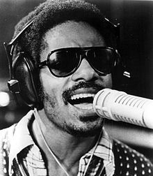 May 13, 1950 ♦ Stevie Wonder, American musician, singer, songwriter, record producer, and multi-instrumentalist.