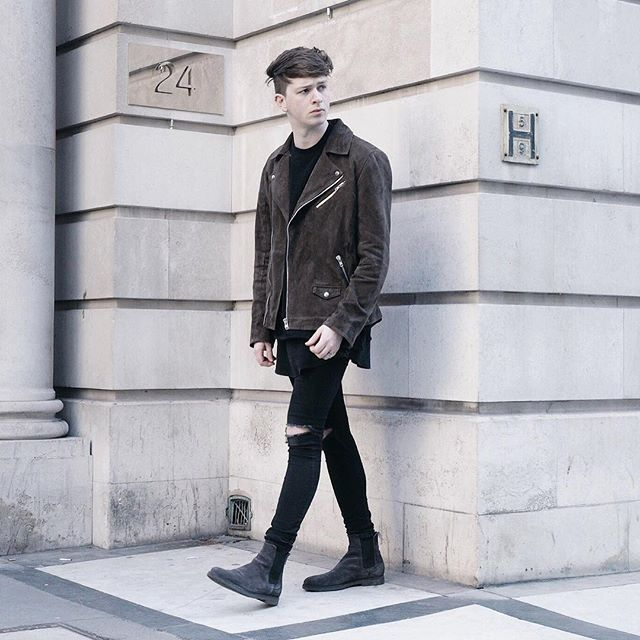 Check out this ASOS look http://www.asos.com/discover/as-seen-on-me/style-products?LookID=213801