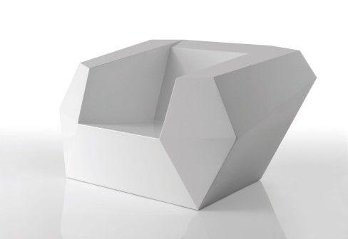 Faz Lounge Chair designed by Ramón Esteve for Vondom _