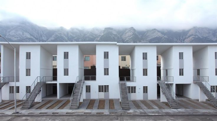 Monterrey Housing / ELEMENTAL #DIY #affordable #housing