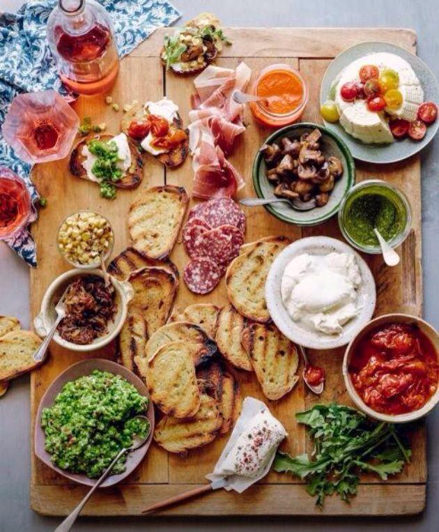 Amo il cibo italiano
