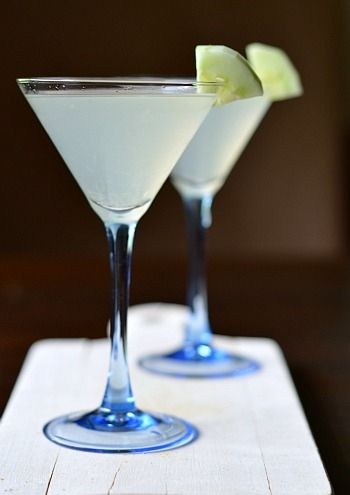 Cucumber Gimlet | KeepRecipes: Your Universal Recipe Box