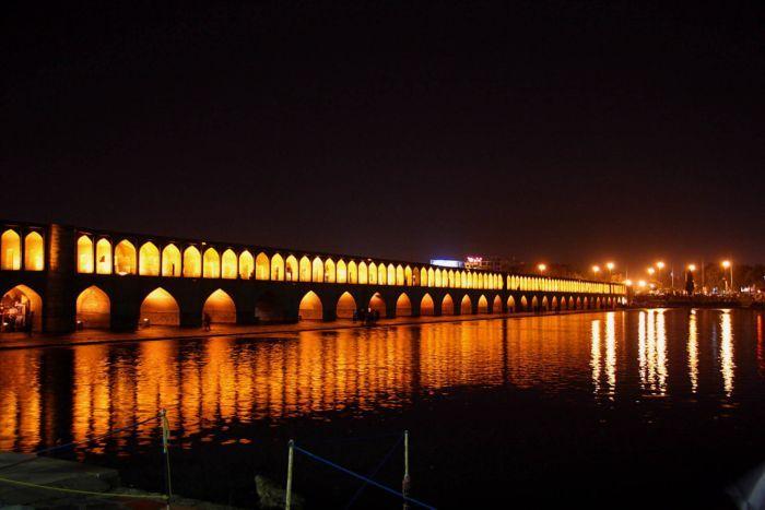 Isfahan- Si Yo Se Pol - 33 span bridge