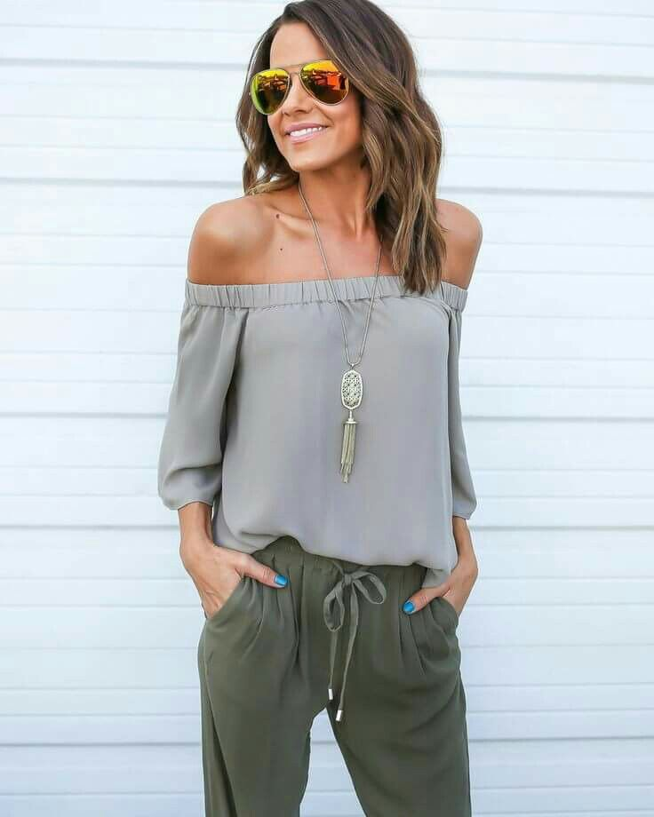 Comfy yet fashionable. Great color pair
