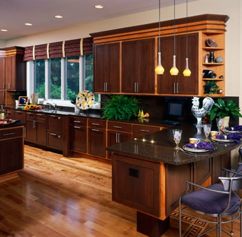 2 tone stained kitchen cabinets 19 best images about kitchen dreams and dining room wishes 10115