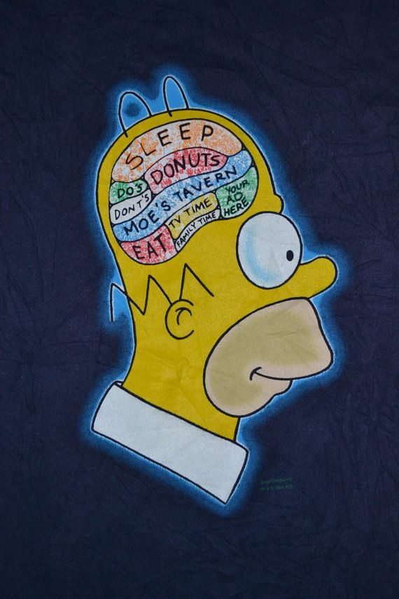 Vintage 90s BART SIMPSONS The Simpson Do and by OldSchoolZone