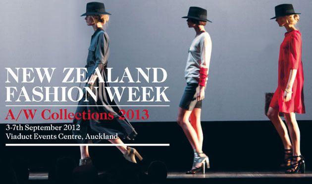 North Islanders Set to Dominate New Zealand Fashion Week 2012   The Fashion Spot