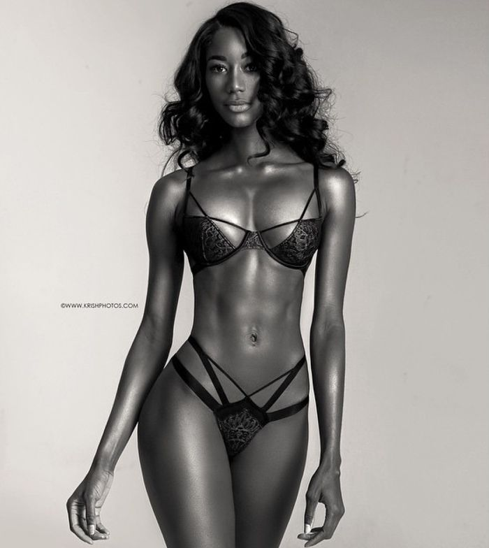 Slim Black Women Sex Picture 107