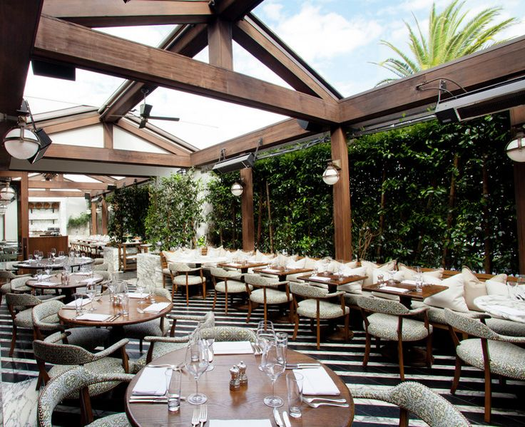 Cecconi 39 s west hollywood pronounce chiconi michael for Terrace pronunciation