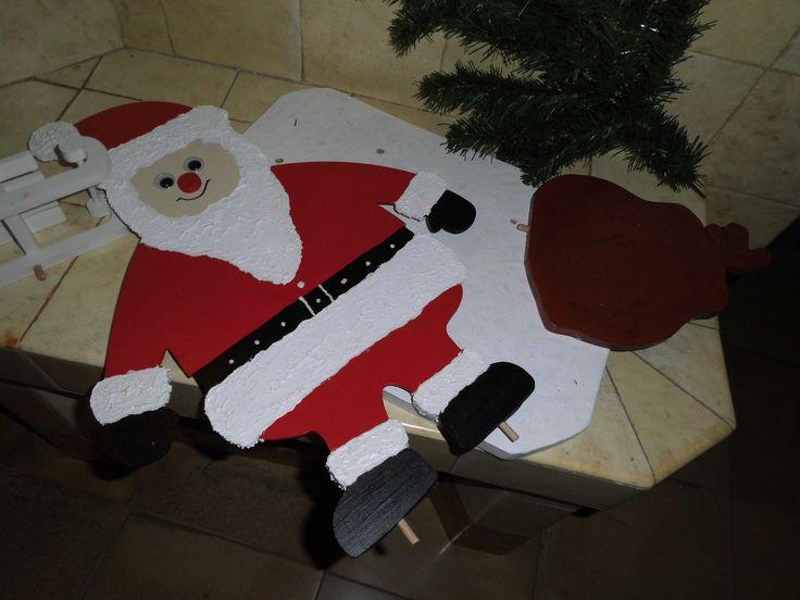 Elegant nach Weihnachten kann alles flach weg ger umt werden da es mit D bel zusammen gesteckt oder aufgesteckt