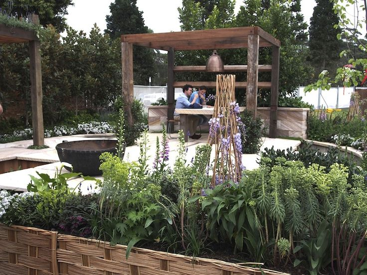 Show gardens at Sydney Garden Show | GardenDrum Charlie Albone 'See What's Possible' Silver medal