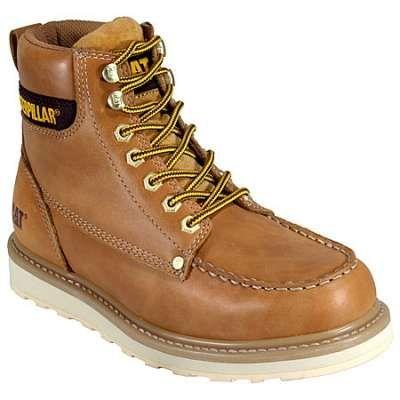 Caterpillar Boots: Men's Tradesman Wedge Work Boots 72852