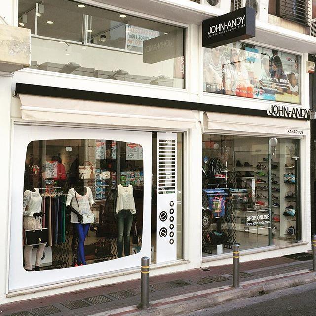 #johnandy #vintage #tv #windowshopping #00302109703888 Kanari  39 Dafni