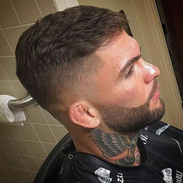 How To Get The Cody Garbrandt Hairstyle What Is The Cody