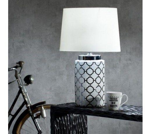 Dekoria Lampa stołowa Akina 66cm, 66cm