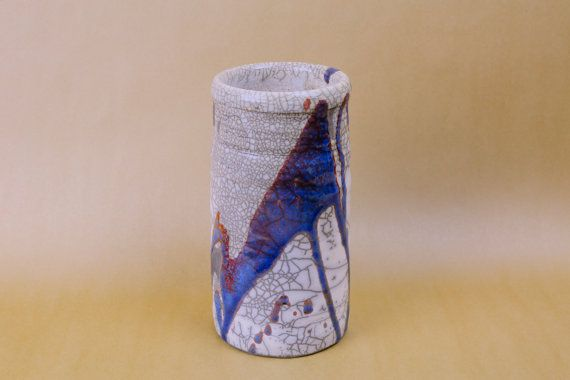 Ceramic Vase by margsmud on Etsy