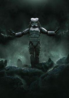 Stormtrooper Predator by Guillem H. Pongiluppi