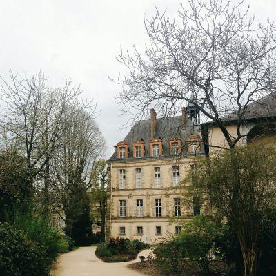 Les Jardins de Diane, Fontainebleau (France)