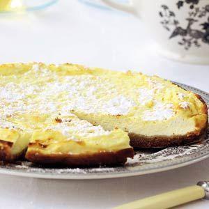 Cheesecake (glutenvrij)