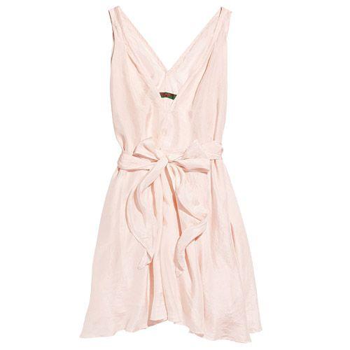 Цвет, принт, фактура: Розовые платья | Fashion Details. Всё о моде Весна-Лето 2013