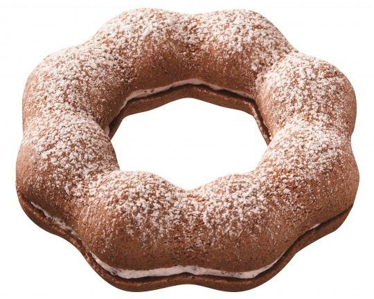 ココア風味のもちもち食感ポンデリングにショコラ種が期間限定登場