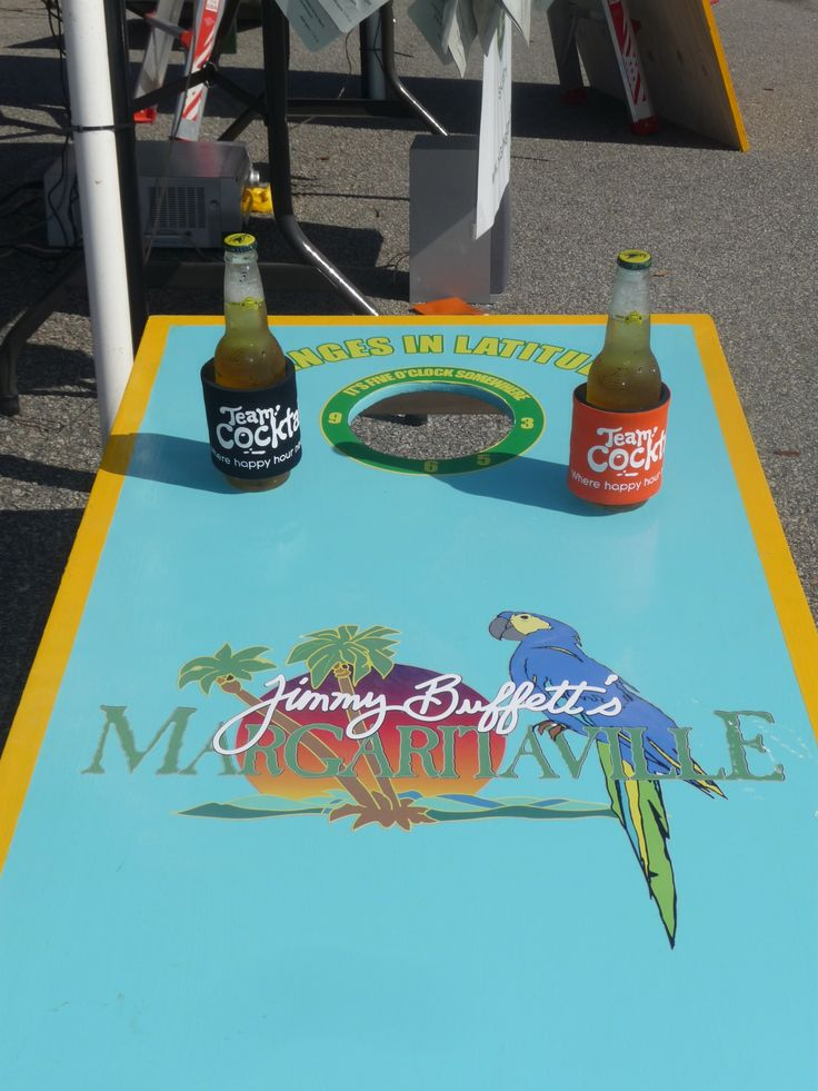 Jimmy Buffet concert - Tailgating Lifestyle