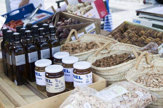 Majorque : joyau de la méditerranée - Marché de Sineu